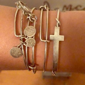 Alex and Ani cross